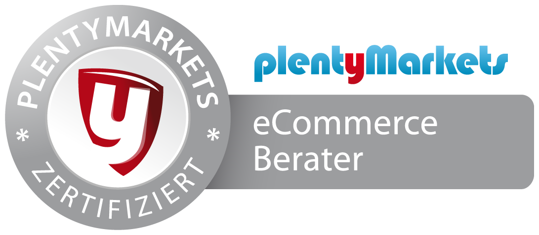 PlentyMarkets eCommerce Berater Zertifikat